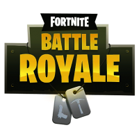 Fortnite 10000 V-Papel Logo